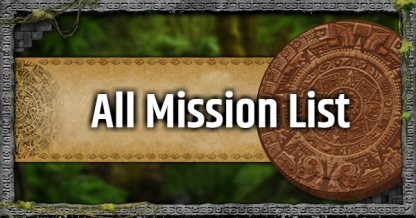 All Story Mission List
