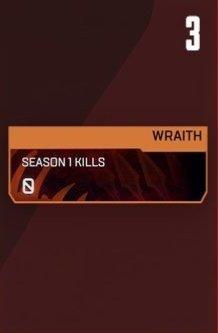 Wraith Stat Tracker