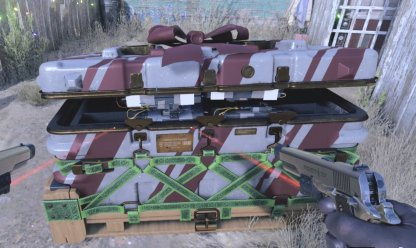 Nuketown 84 Holiday Care Package