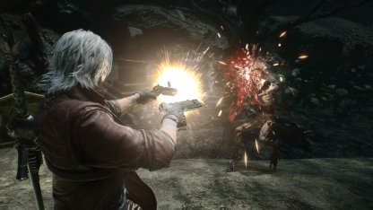 Devil May Cry 5 Dante Weapon Arsenal - Ebony & Ivory