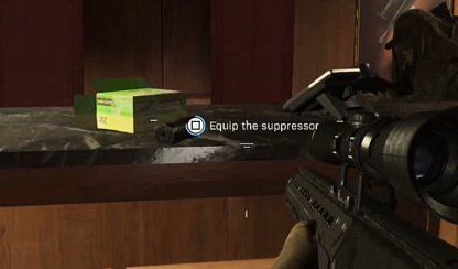 Attach Suppressors to Weapons