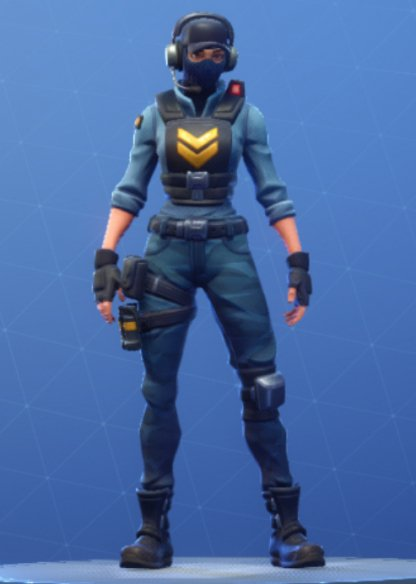 Skin Outfit: Waypoint