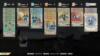 Card perk system