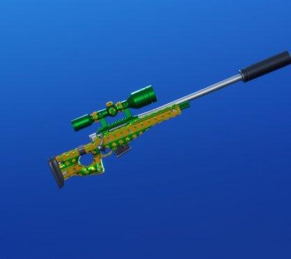 LUCKY Wrap - Sniper Rifle
