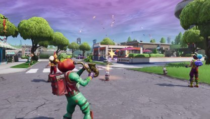 Destroy Structures with Bottle Rockets