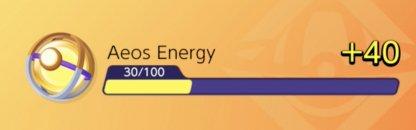 Rewards Aeos Energy