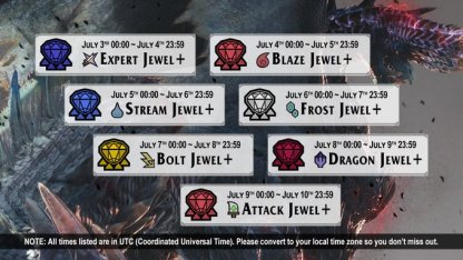 Free Jewel Every Day Till Alatreon Release