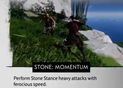 Stone: Momentum