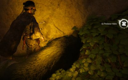 Get Predator Hide From Bears