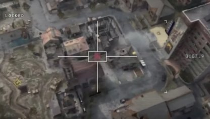 Missile Deploys Somewhat Near Map Center