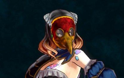 Plague Doctor Face