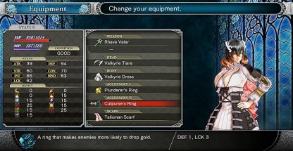 Equip As Many Luck Boosting Items As You Can