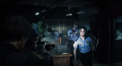 Resident Evil 2 | RE2 Comparison: Resident Evil 2 Remake vs 1998 Original