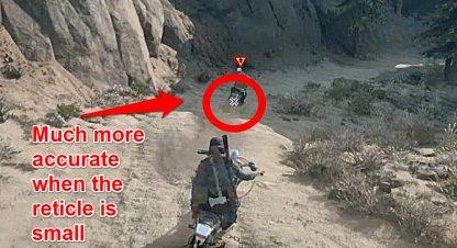 Shoot At His Bike