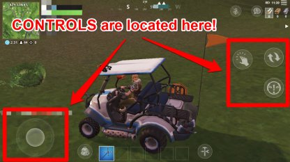 Driving The ATK On Mobile