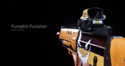 Pumpkin Punisher