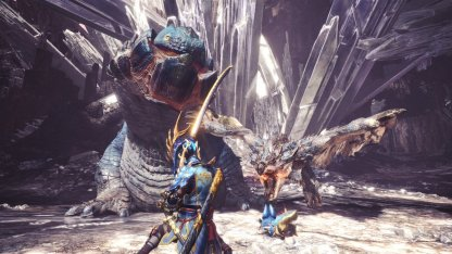 Mhw Iceborne Difference Between Solo Multiplayer Mode Gamewith 100% drop rate shara tenderplates & gem farm! mhw iceborne difference between solo