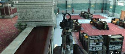 Use Second Floor To Scope Enemies