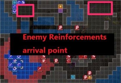 The Great Bridge Coup Map - Reinforcement arrive