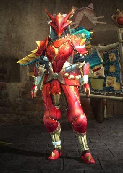 volvidon female armor