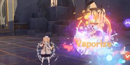 Vaporize Pyro Mage Shield To Remove Defense
