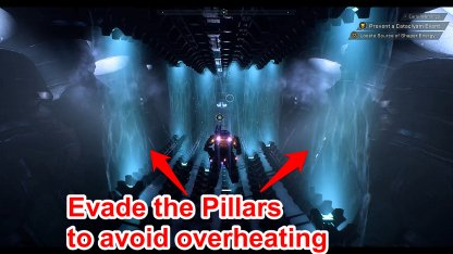 Evade The Pillars To Avoid Overheating