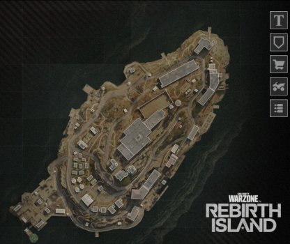 Rebirth Island Map