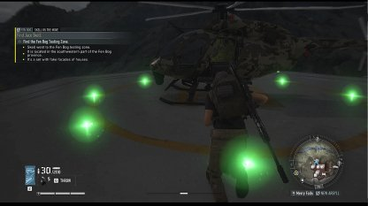 There Is A Chopper In Skell