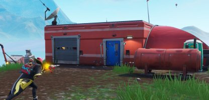 Visit All Expedition Outposts Season 7 Week 7 Fortnite Challenges
