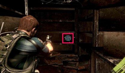 Chris Chapter 1 Emblem 2 Location