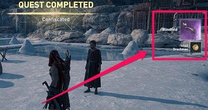 Lokris - Side Quest List & Walkthrough - Assassin's Creed Odyssey