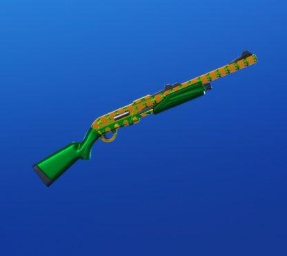 LUCKY Wrap - Shotgun