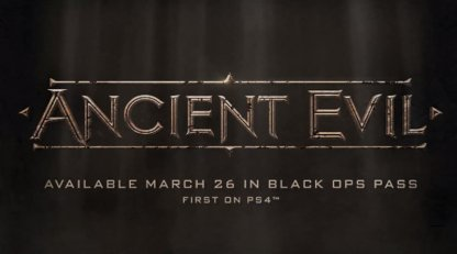Ancient Evil Releases March 26