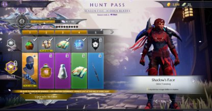 What Is The Hunt Pass?