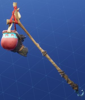 Pickaxe Skin BOOTSTRAPS