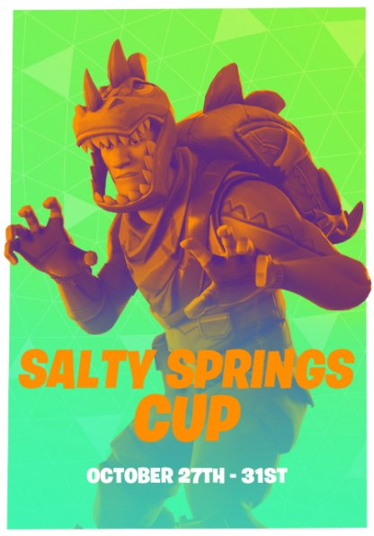 Fortnite Salty Springs Cup