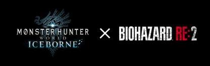 Monster Hunter World: Iceborne × Resident Evil 2
