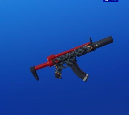 RATTY Wrap - Submachine Gun