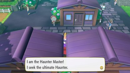 Haunter Master Trainer