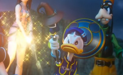 Kingdom Hearts 3 All Donald Duck