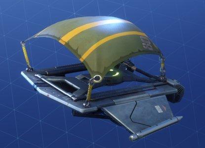 Glider skin Image SOLID STRIDER