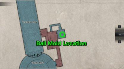 Factory Ball Mold Location