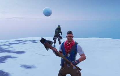 Throw a Snowball at Players Challenge - Summary