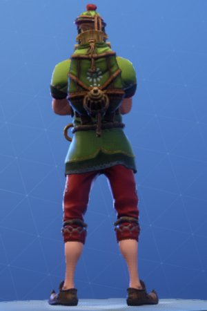 Fortnite Hacivat Skin Review Image Shop Price