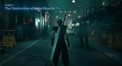 FFVII Remake Chapter 1