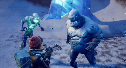 Fortnite Ice Storm Challenge Destroy Ice Fiends