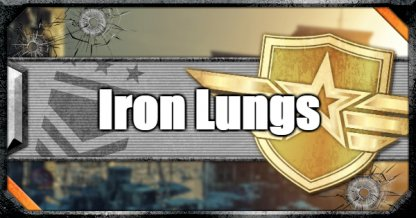 Iron Lungs - Perk - Priority To Get & How To Use