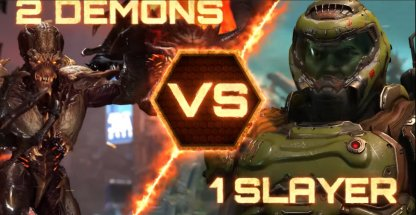 Battle Mode & Demonic Invasion: Multiplayer Mode
