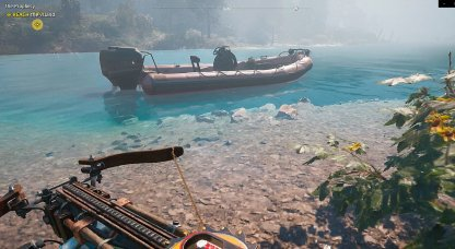 Far Cry New Dawn The Prophecy Walkthrough Use Boat To Reach Island