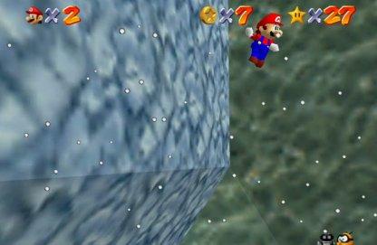 Triple-Jump & Wall-Kick 2nd Wall